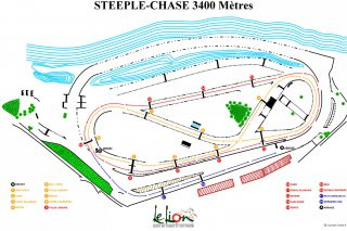 plan steeple chase 3400m