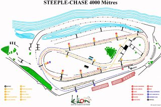 plan steeple chase 4000m