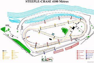 plan steeple chase 4100m