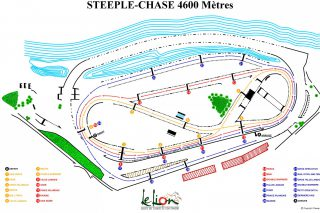 plan steeple chase 4600m