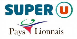 LOGO SUPER U PAYS LIONNAIS